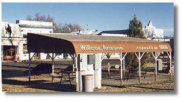 Willcox, Arizona