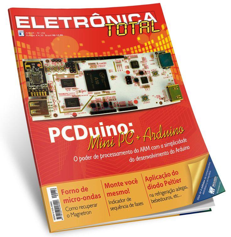 Download revista Eletrônica Total 159 em PDF