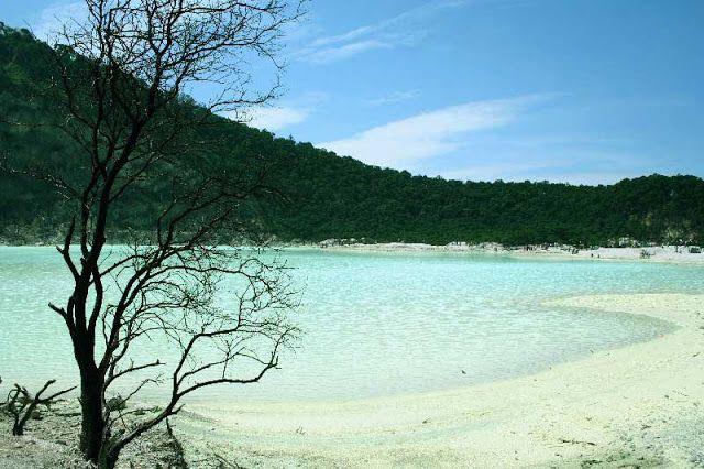 Wisata Pesona Alam di Kawah Putih Ciwidey