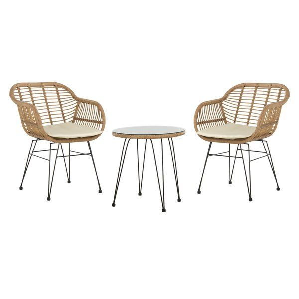 Summer Nights House Of Harper French Bistro Chairs Outdoor Table Settings White Outdoor Table