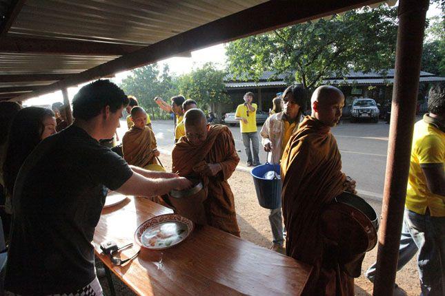 Kaplan Tapınağı Tayland - Gezi Fotoğraçısı Ufuk Sarışen