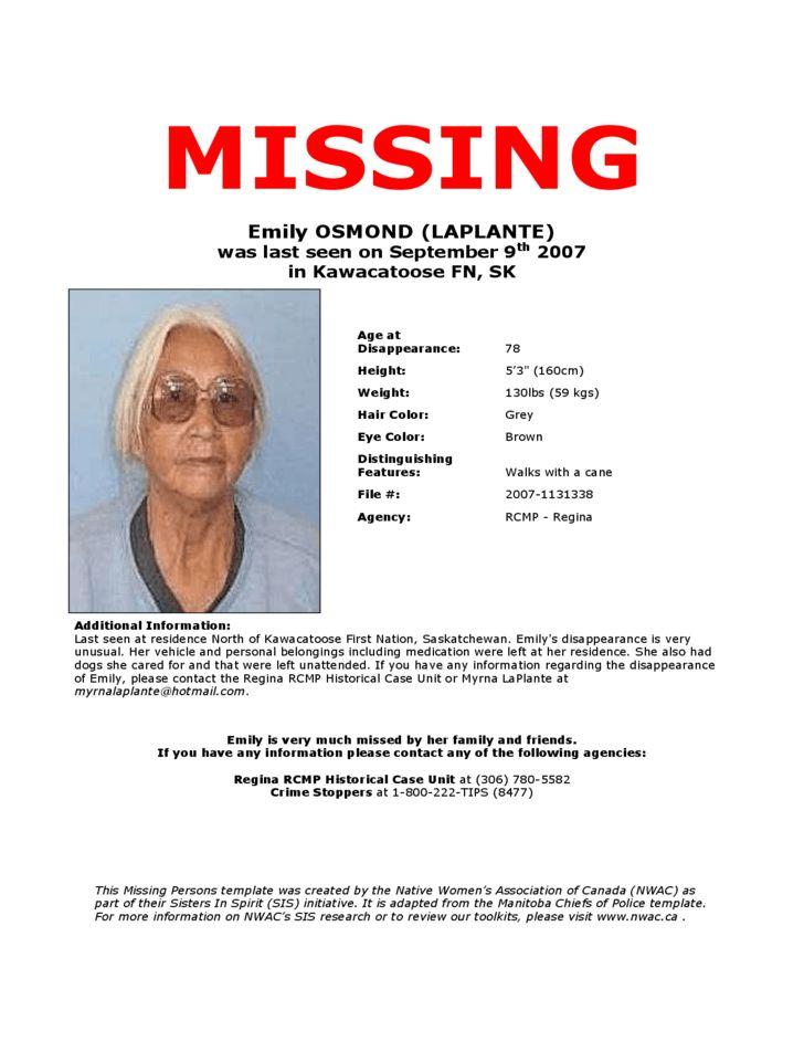 Missing person poster template free download Formsbirds #SampleResume #MissingPosterTemplate