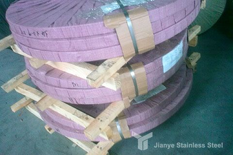 201 304 316 2B Stainless Steel Strip