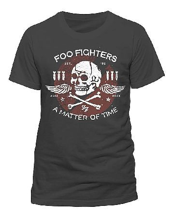 The Brilliant Gift Shop Foo Fighters Gold LogoT-Shirt Foo Fighters Gold Logo T-Shirt. http://www.MightGet.com/january-2017-13/the-brilliant-gift-shop-foo-fighters-gold-logot-shirt.asp