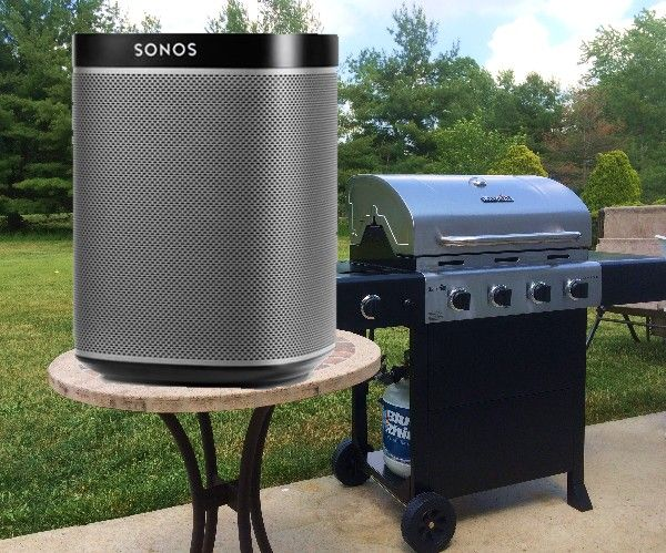 What Options are there for Playing Sonos on Outdoor Speakers? If you've always wanted Sonos outdoor speakers for your backyard, here's a solution to accomplish the same result.