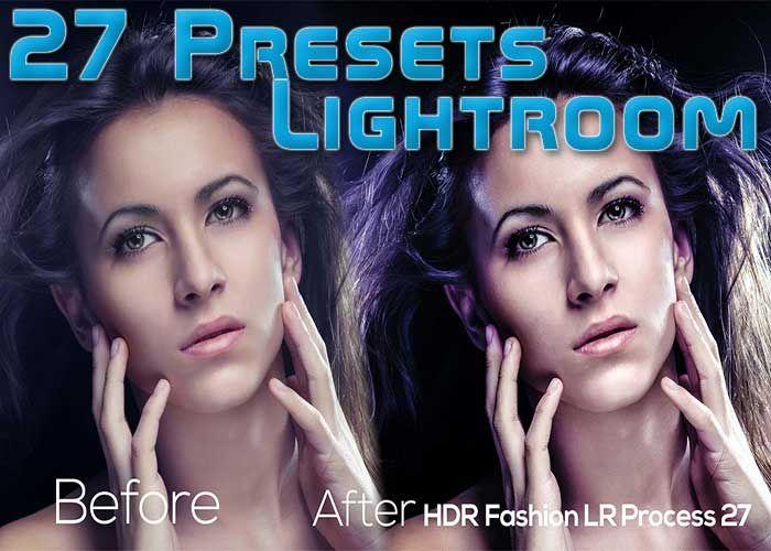 27+HDR+Lightroom+Presets