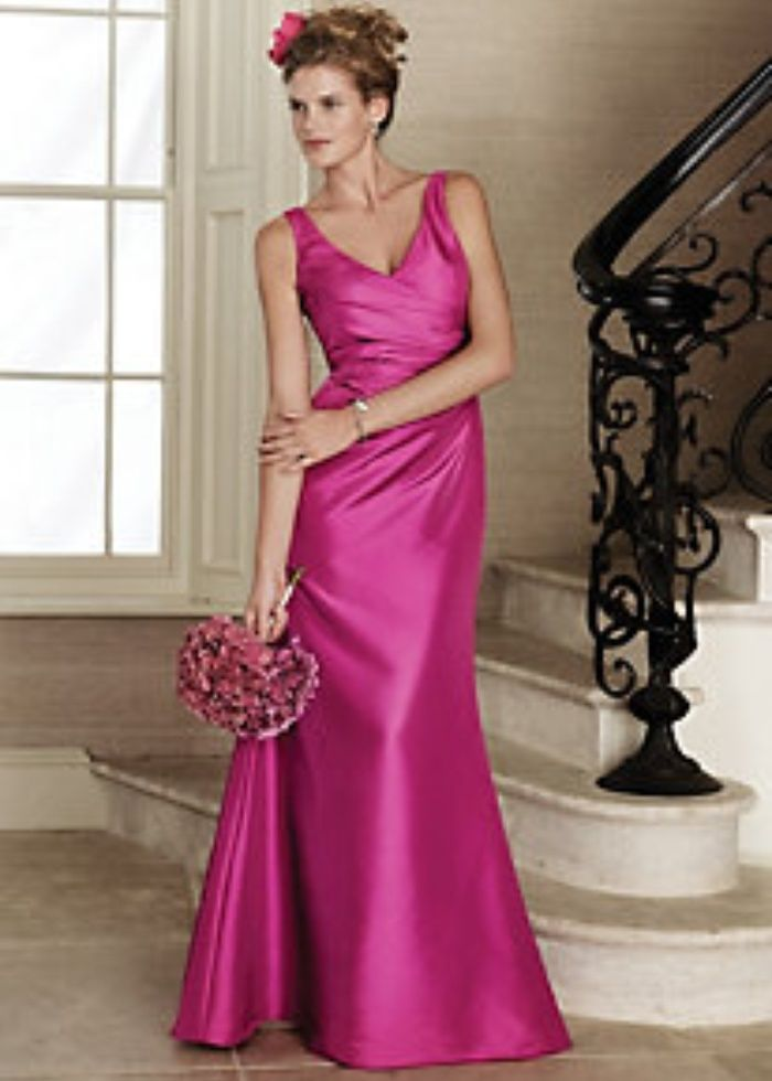 17 Best Ideas About Fuschia Bridesmaid Dresses On Pinterest Elegant Dresses