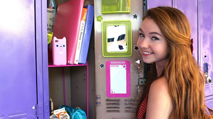 Back-to-School: Locker Organization and Essentials! (+playlist)