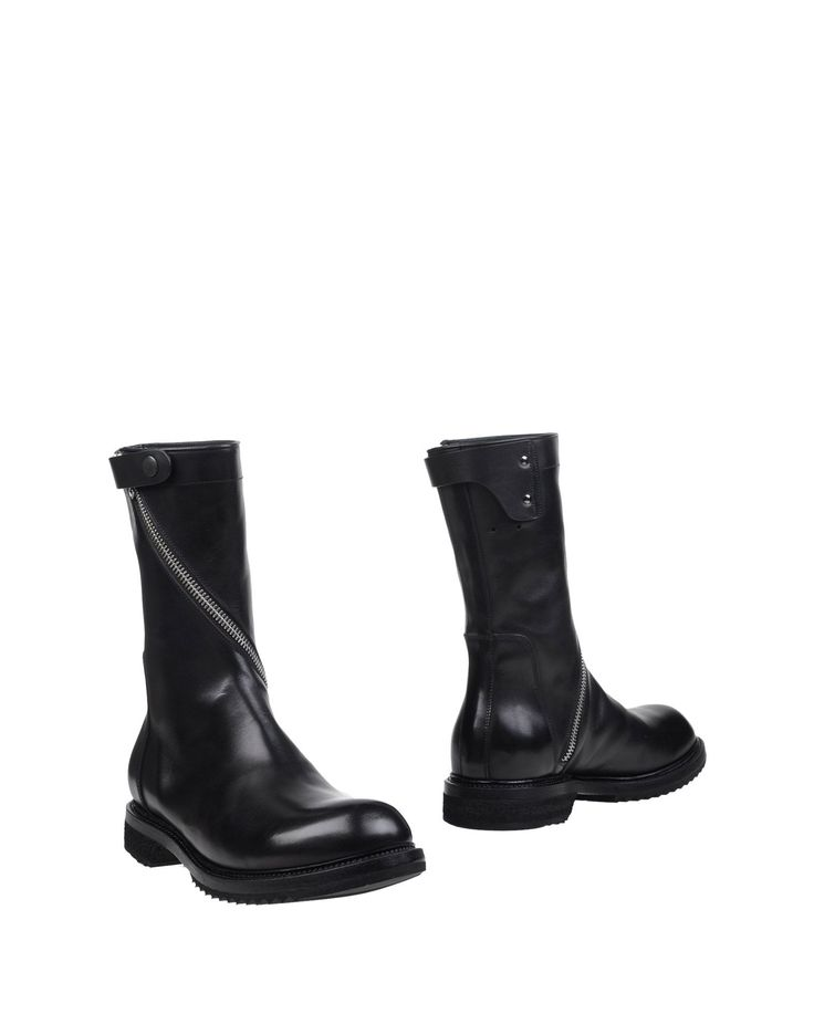 Rick Owens Boots - Men Rick Owens Boots online on YOOX United States - 11121882EB