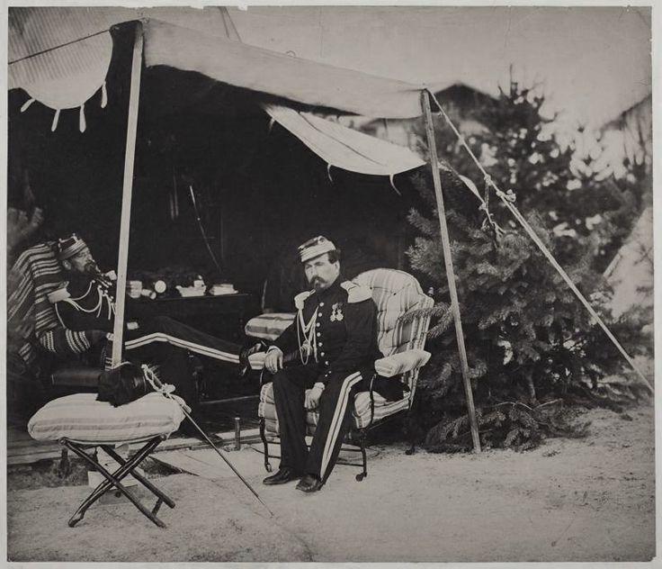 Camp de Chalons, 1857