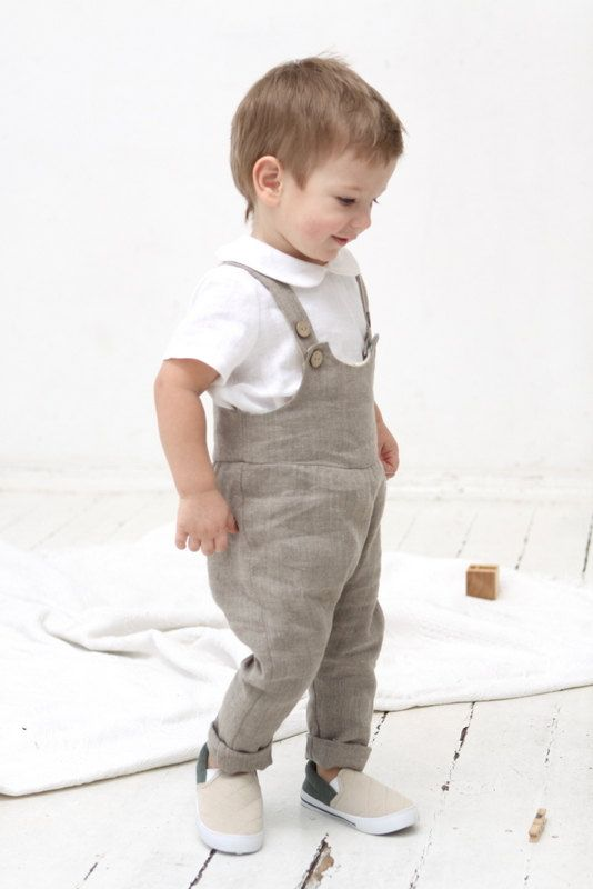 Baby Boys' Overalls for Any Time of the Year. With the versatility to be useful in all types of weather, baby boys' overalls are a ready-to-wear practical wardrobe staple available from brands such as Carhartt, Levi's, and OshKosh B'gosh.