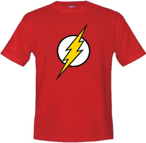 Camiseta The Flash em http://www.katanapresentes.com.br/58657/camiseta-the-flash