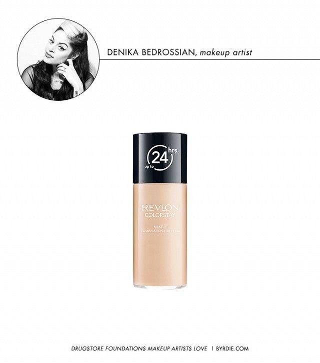 Makeup Artist: Denika Bedrossian  Clients:Kelly Osbourne, Kiesza, Matt + Kim, Kelly Cutrone, Kelis  Follow: @dendoll  Favorite Drugstore Foundation: Revlon...