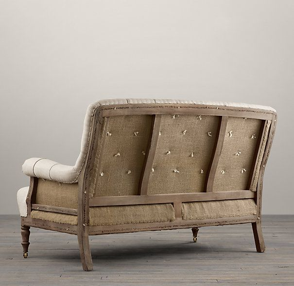 Deconstructed French Victorian Settee in 2019  Home sweet