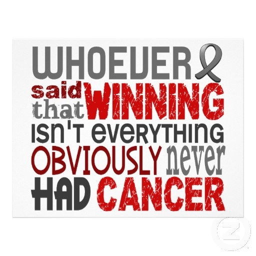 brain cancer inspirational quotes - Google Search