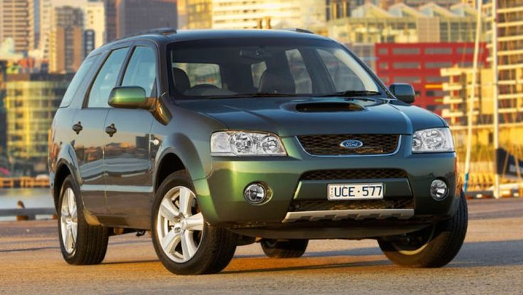 Ford Territory used review | 2009-2011: Car Reviews | CarsGuide