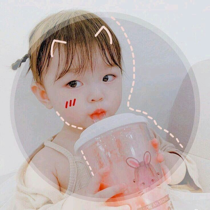 Pin By Jikook95 On Everthing In 2020 Baby Icon Cute Baby Girl Images Anime Art Girl