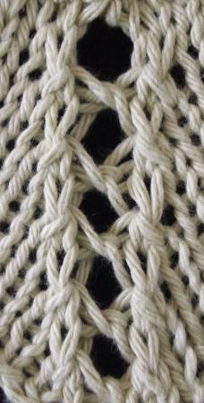 Eno Twist - an unusual decrease | Knitting basics, Knit ...