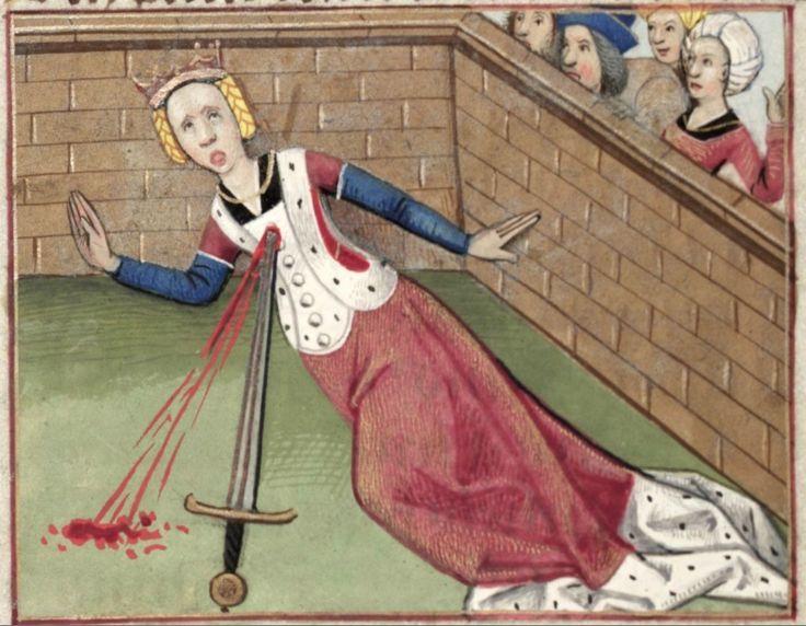 [folio 094v] MS. Douce 195 (Le roman de la rose) XV cnt. Robinet Testard  http://romandelarose.org/#browse;Douce195