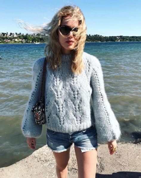 Ganni street style   Annabel Rosendahl   Faucher Pullover