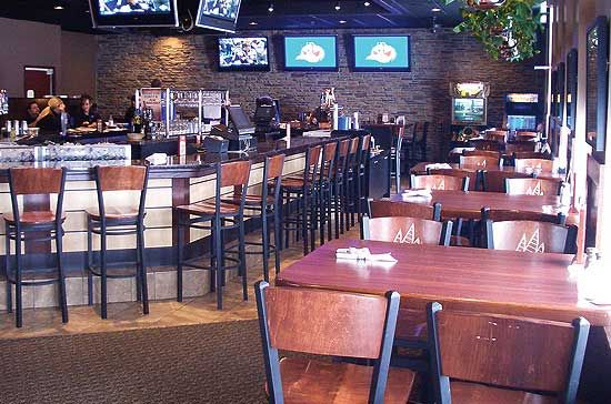 Enjoy a great meal while watching the big game at our Des Moines location!
