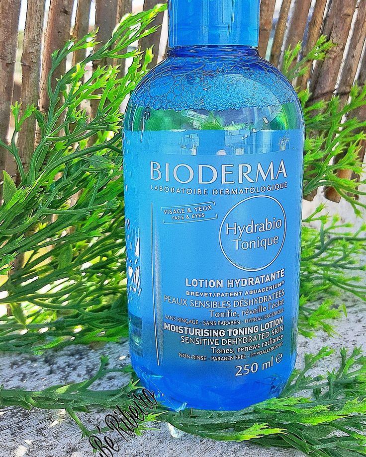 #bioderma nunca desilude adoro. Deixa a minha pele  super suave e hidratada.