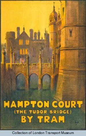 London Underground Poster - 1910