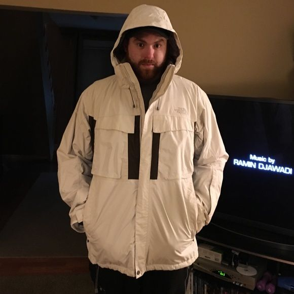 Mens XL ski coat worn once Mens XL North Face coat - make me an offer on this coat and the mens burton ski pants ! The North Face Jackets & Coats Puffers