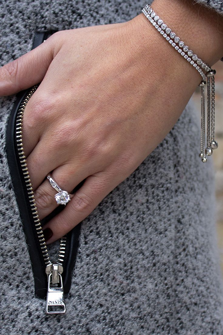 25 Best Ideas About Diamond Bracelets On Pinterest