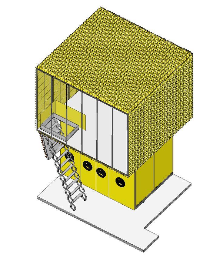 Casa Jasmina: The RAM House at Atelier Clerici |
