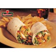 The Food I Eat: Copy Cat: Applebee's Oriental Chicken Wrap