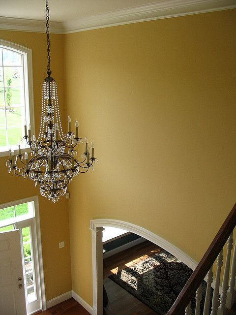 2 Story Foyer    Please Share, Repin and Like Thanks