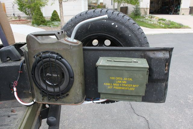 Stereo and such- open top/Jeep - JeepForum.com