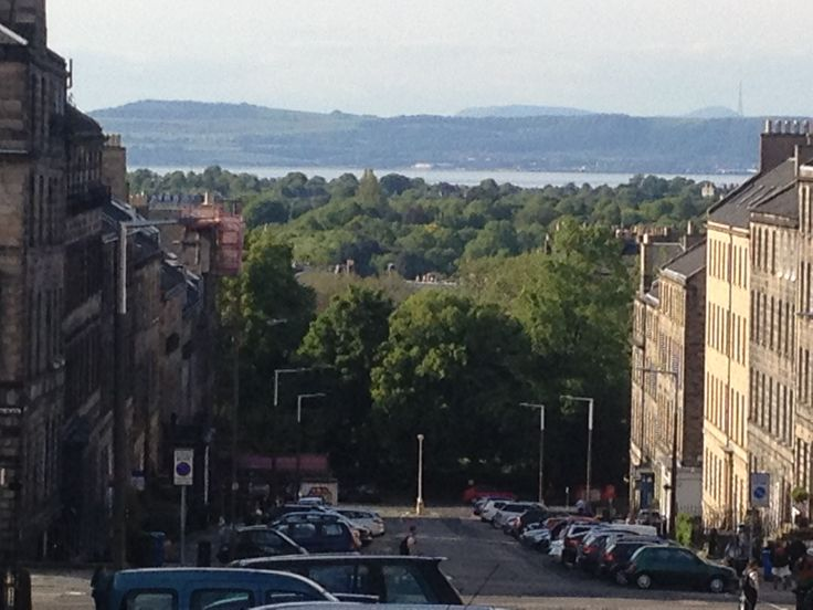 One of my favourites view from North st Andrews sq