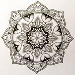 "77 Likes, 5 Comments - aya tarviz (@tarvizmehndi) on Instagram: ""#ボールペン #zen #ゼンタングル #artwork #mehndi #メヘンディアート #mehndiart  #アート #ターヴィーズ #TARViZ #art #hennatattoo…"""