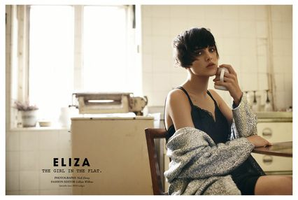 ELIZA | Russh Magazine