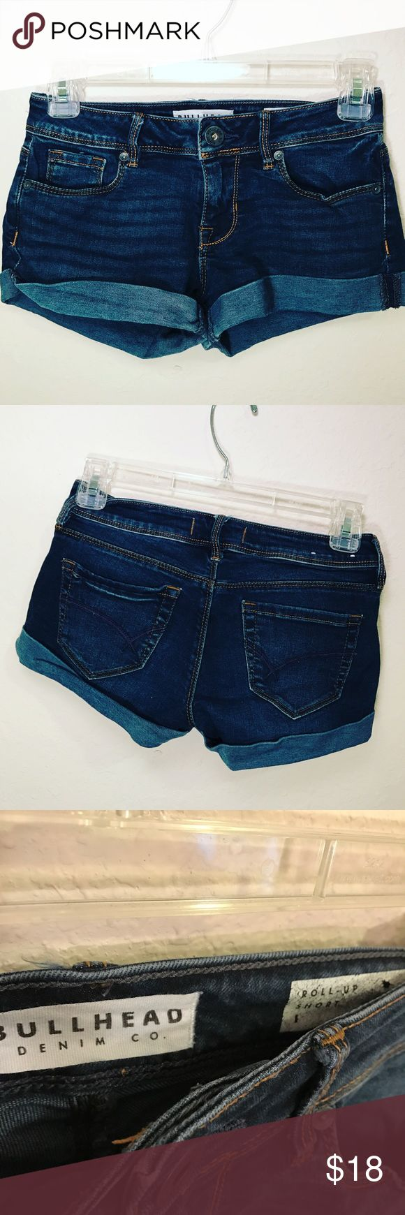 Jean Shorts From PacSun. Bullhead brand. True to size. Perfect condition! Bullhead Shorts Jean Shorts
