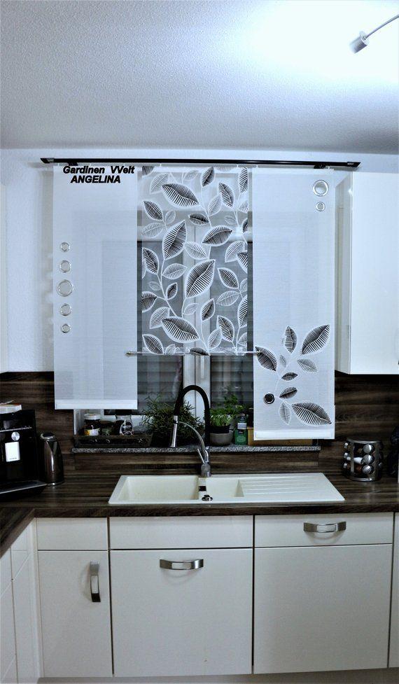 Surface Curtain Set Modern In 2020 Vorhange Modern Vorhange Kuche Und Gardinen Kuche