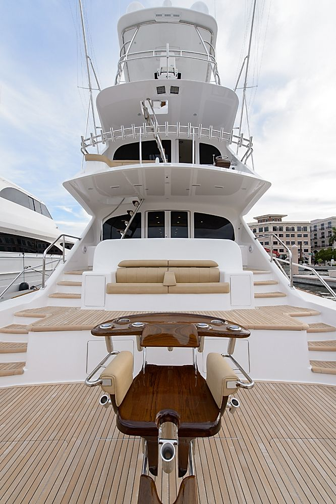 Viking 92 Skybridge for Sale #VikingYachts #Viking92 #Sportfishing…