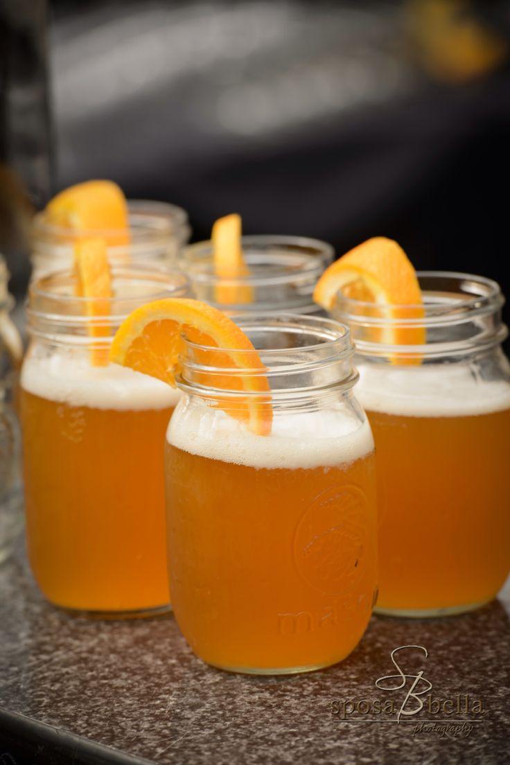 77 best images about wedding theme orange on pinterest for Orange and blue cocktails