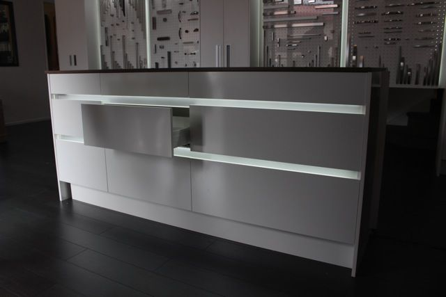 Stefano orlati showroom auckland kitchen led lighting pinterest showroom hardware and lights