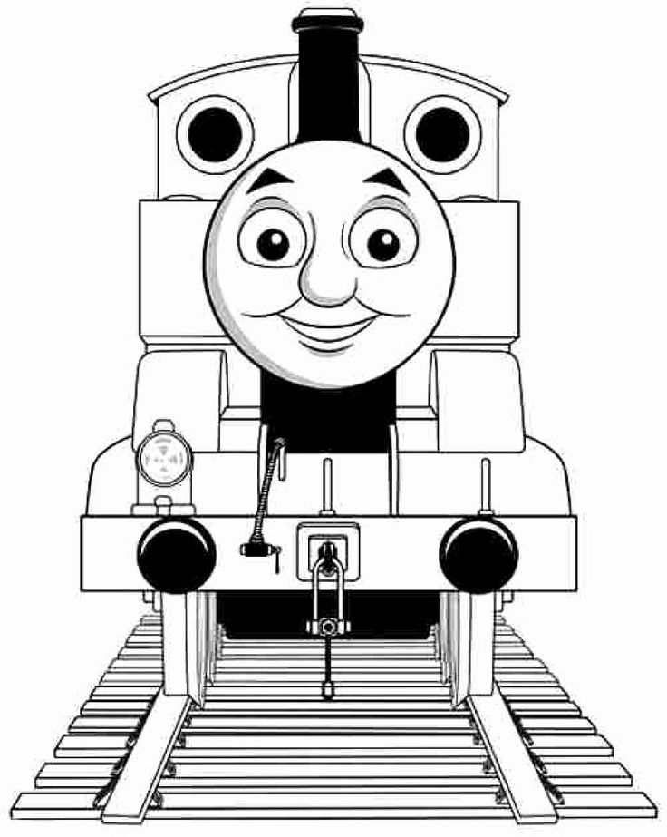 27 Thomas the Train Coloring Book in 2020 Train coloring