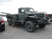 Deuce and a half Power Wagon