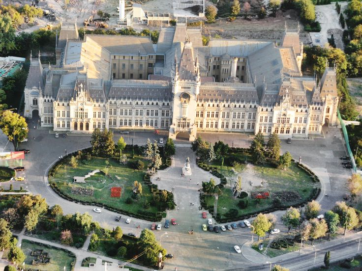 Palatial Culturii Iași