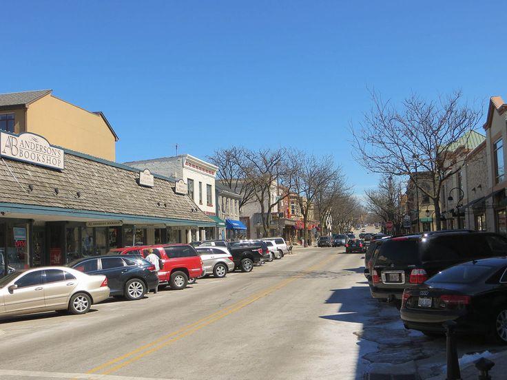 Naperville, Illinois - Wikipedia