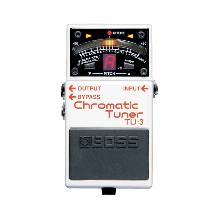Boss TU3 Chromatic Tuner