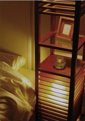tower light shelf