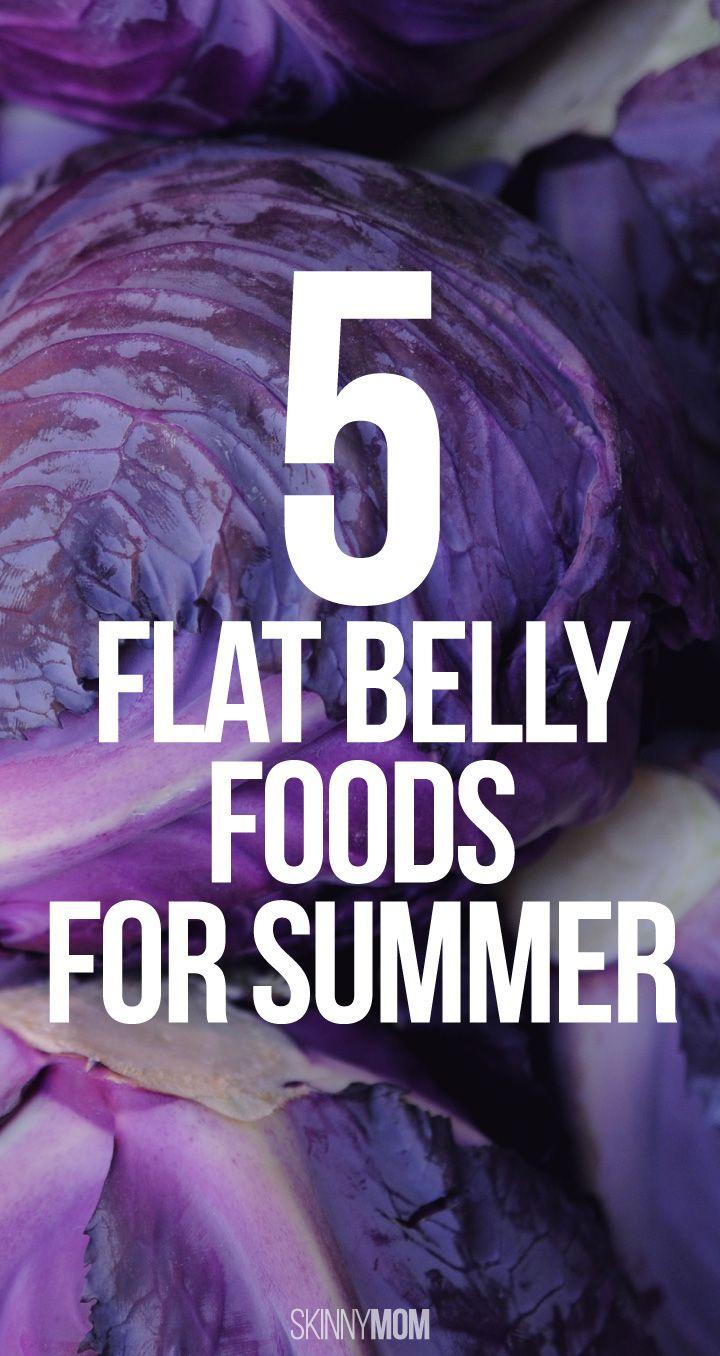 It's a flat belly summer!