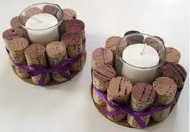 Risultati immagini per candele natalizie fatte in casa