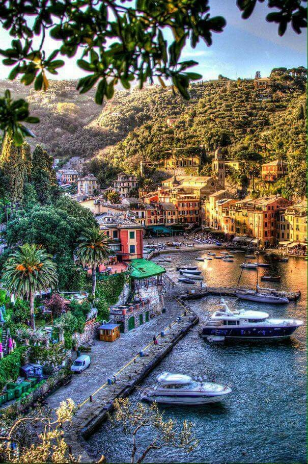 Portofino - Italiaanse Bloemenriviera
